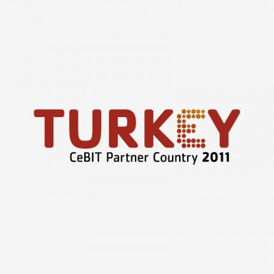 Logo CeBIT Partnerland TURKEY