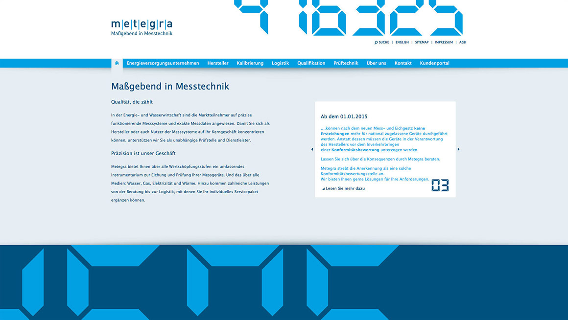 metegra Website